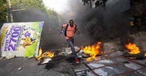 Onrust op Haiti (1)