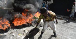 Onrust op Haiti (2)