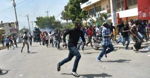 Onrust op Haiti (3)