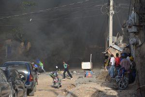 Onrust op Haiti (4)