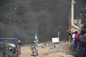 Onrust op Haiti (5)