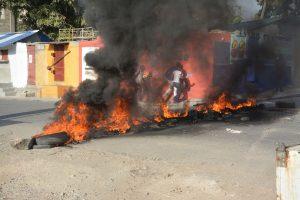 Onrust op Haiti (6)