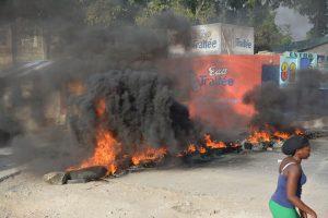 Onrust op Haiti (7)