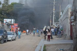 Onrust op Haiti (8)