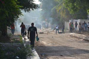 Onrust op Haiti (9)