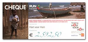 Cheque Haiti