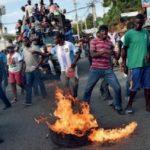 Onrust op Haiti
