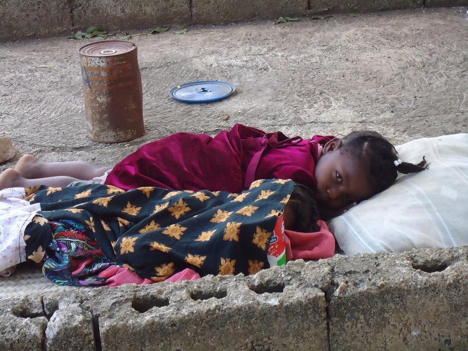 waarom hulp op haiti